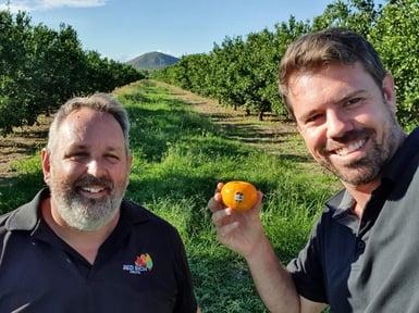 Matt Palise from Red Rich Fruits